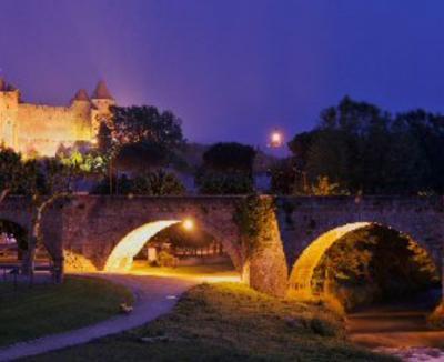 France Languedoc-Roussillon Brit Hotel Bosquet **