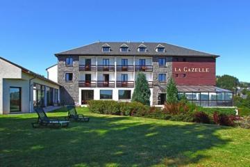 France Auvergne Hotel La Gazelle **