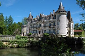 France Poitou-Charentes Chateau De Nieuil ****