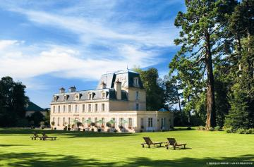France Basse Normandie Château La Cheneviere ****