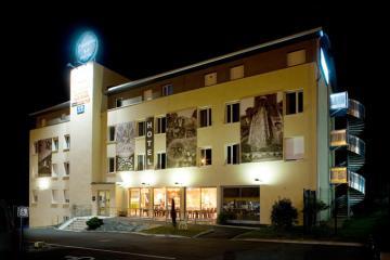 France Limousin Bienvenue Hotel **
