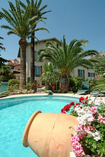 France Provence-Alpes-Côtes d'Azur Hotel Villa Roseraie ***