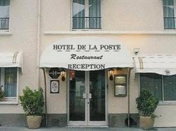 France Champagne-Ardennes Hôtel Restaurant de la Poste ***