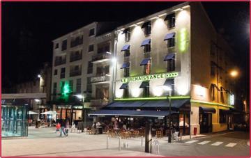 France Auvergne Hôtel Le Renaissance **