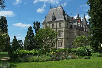France Centre Château Du Boisrenault