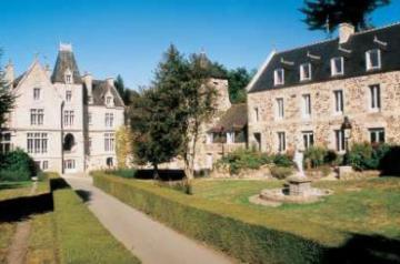 France Bretagne Chateau Et Domaine Du Val