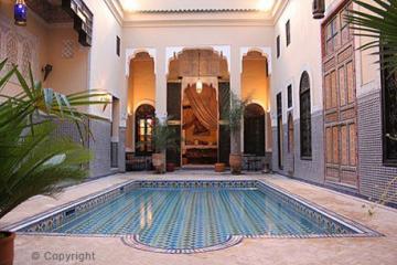 Maroc                            Fes-Boulemina Riad Fes Baraka