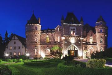 France Auvergne Chateau De Maulmont ***
