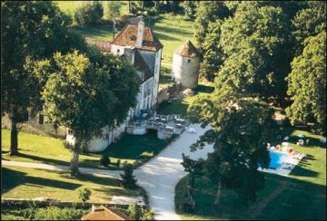 France Bourgogne Hôtel Château De La Berchère