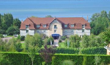 France Basse Normandie Le Manoir De La Poterie *** & Spa