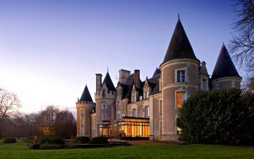 France Centre Château Des 7 Tours****