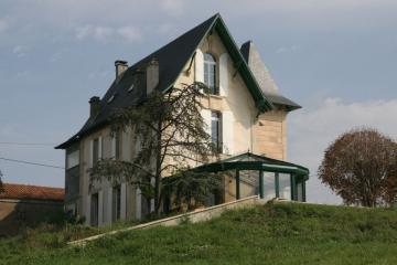 France Aquitaine Château Bellevue-gazin