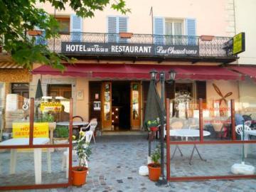 France Provence-Alpes-Côtes d'Azur Hôtel Restaurant Les Chaudrons