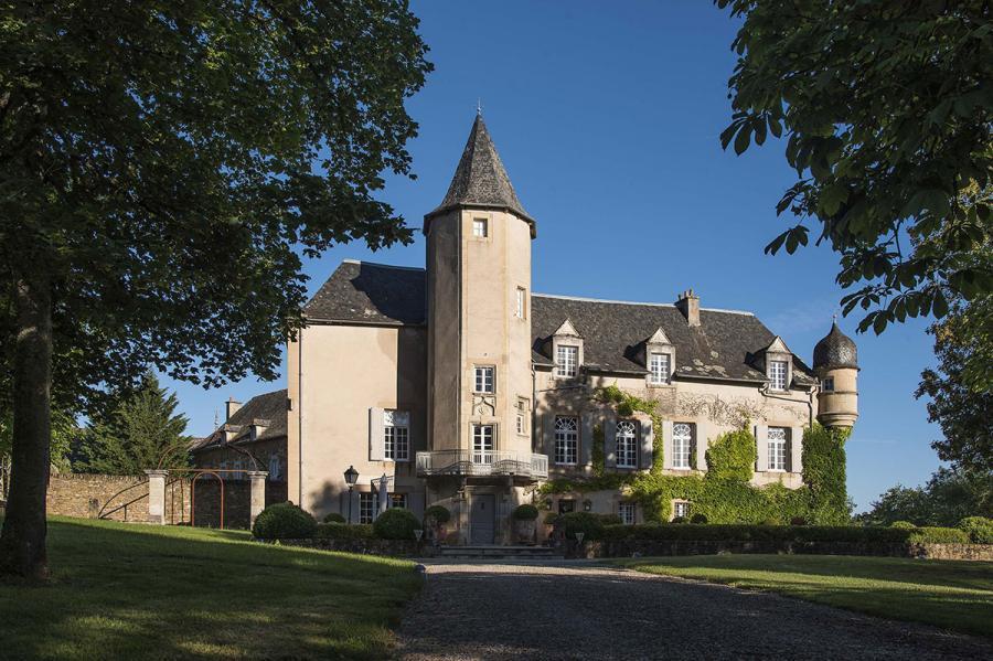 France Midi - Pyrénées Château de Labro