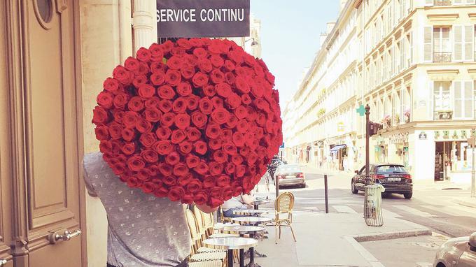 Nouvelles Spécial Saint valentin Saint-Valentin à Paris: 5 idées de sorties pour les «tradis» romantiques