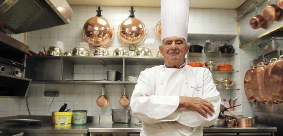 Nouvelles Gastronomie  Paul Bocuse, l'homme devenu Dieu de la gastronomie