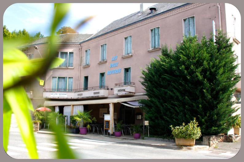 France Midi - Pyrénées Hôtel Restaurant Les Deux Rivières