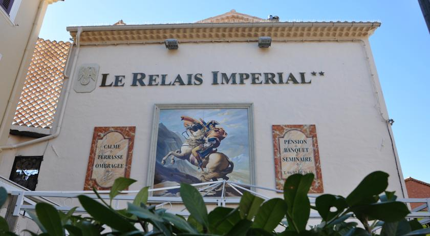 France Provence-Alpes-Côtes d'Azur Hôtel Restaurant Le Relais Impérial