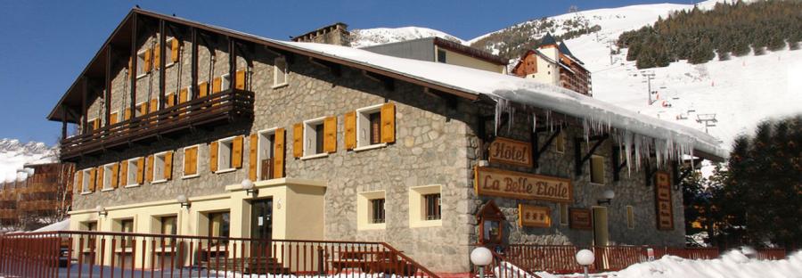 France Rhône Alpes Hôtel La Belle Etoile ***