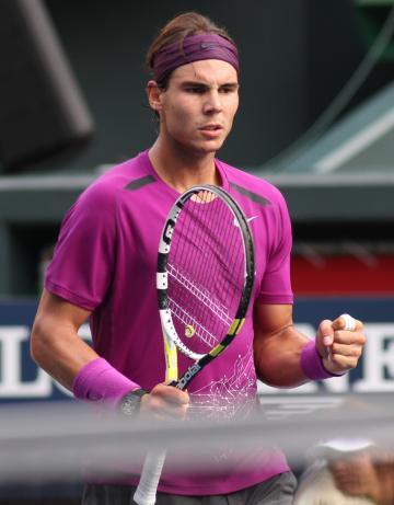 Nouvelles Sport Nadal, une correction historique