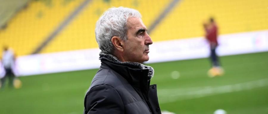 Nouvelles Sport FC Nantes. Raymond Domenech licencié après 46 jours sur le banc, Kombouaré le remplace