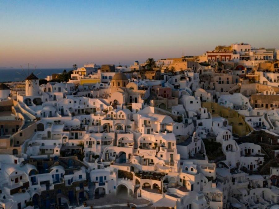 Nouvelles Actualité Covid-19 : la Grèce veut à tout prix sauver sa saison touristique