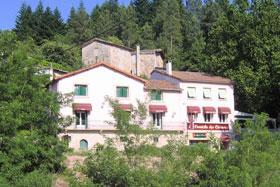 France Languedoc-Roussillon Hôtel** Restaurant De La Corniche Des Cévennes