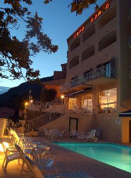 France Corse Hotel Capo D'orto ***