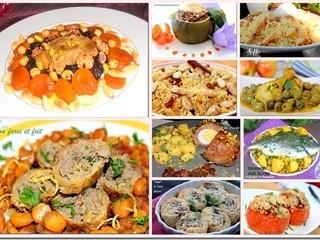 menus repas plats mets traditionnels du ramadan dans le monde. Black Bedroom Furniture Sets. Home Design Ideas